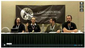 Tech In RPGs Panel