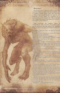 Werewolf Page
