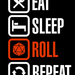 Thomas Love - Eat, Sleep, Roll, Repeat
